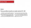 Passar trote para polícia vai render multa de R$ 1.200