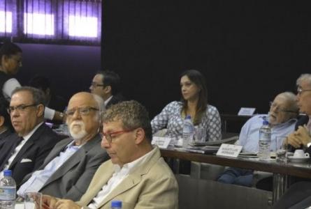 Rita Passos participa de reunião do Conselho Curador da TV Cultura