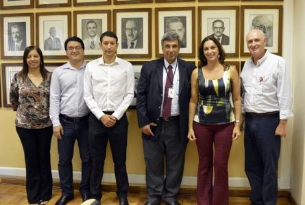 Rita Passos se encontra com adjunto da Saúde para tratar das novas UTIs para o São Camilo de Itu