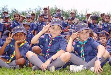 Lei de Rita Passos estimula o escotismo nas escolas estaduais