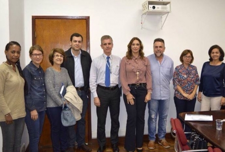 Rita Passos vai à Fazenda do Estado com entidades de Itu e Salto