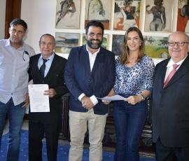 Rita Passos busca polo da Univesp para o município de Aguaí