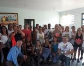 Rita Passos destina kit ginástica para Votorantim