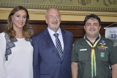 Lei do Escotismo de Rita Passos é regulamentada no estado de São Paulo