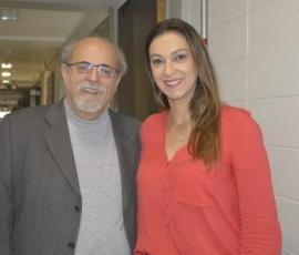 Rita Passos leva TV Cultura para o município de Itu