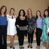Rita Passos prestigia entrega do título de cidadã carvalhense para Lyria Joly Kemp