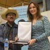 Tião Ribeiro recebe homenagem de Rita Passos na Assembleia Legislativa de São Paulo