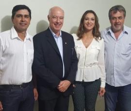 Rita Passos destina R$150 mil para saúde de Pereiras