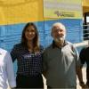 Rita Passos visita Etec que conquistou para Porto Feliz